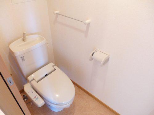 ウェストコートⅡ番館 トイレ