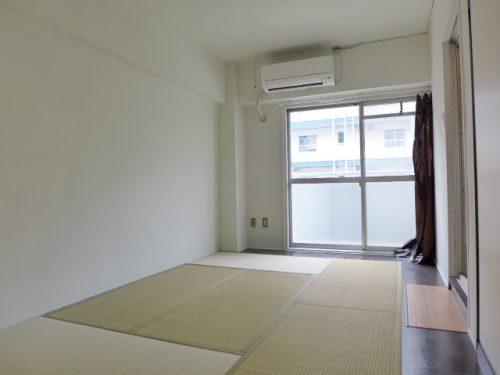 ビレッジハウス(居間)